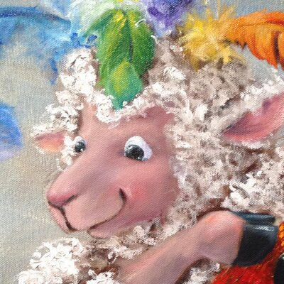 avatar for Sheep Incognito by Conni Togel Charisma Art Gallery