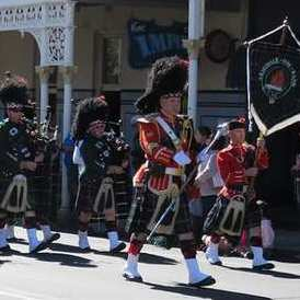 avatar for Armidale Pipe Band