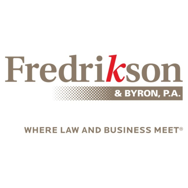 avatar for Fredrikson & Byron, P.A. (Host)
