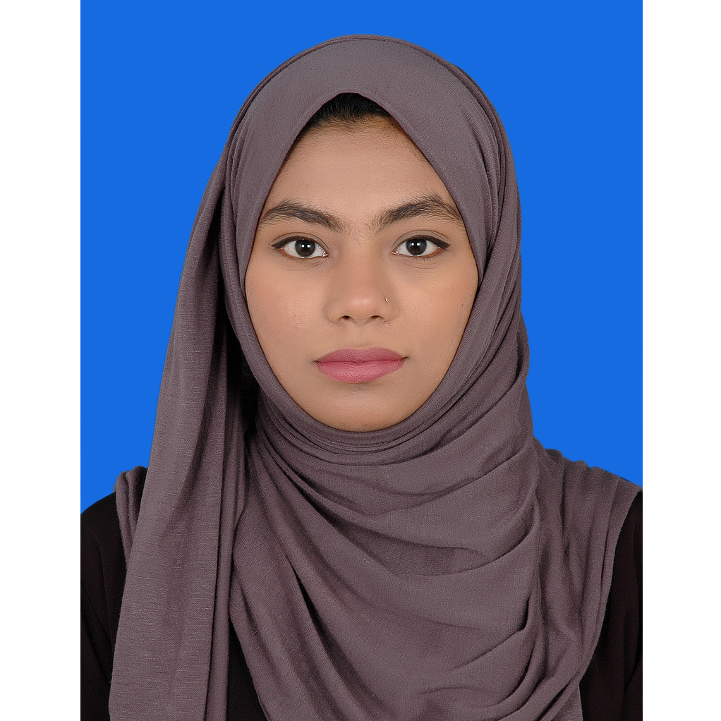 avatar for Ms. Shajeea Khan