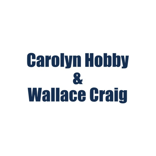 avatar for Carolyn Hobby and Wallace Craig