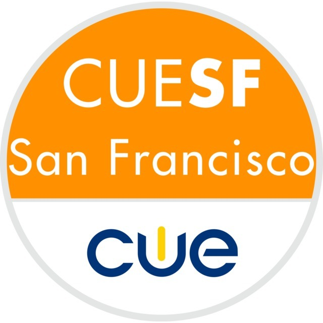 avatar for CUE San Francisco (CUESF)