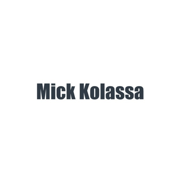 avatar for Mick Kolassa