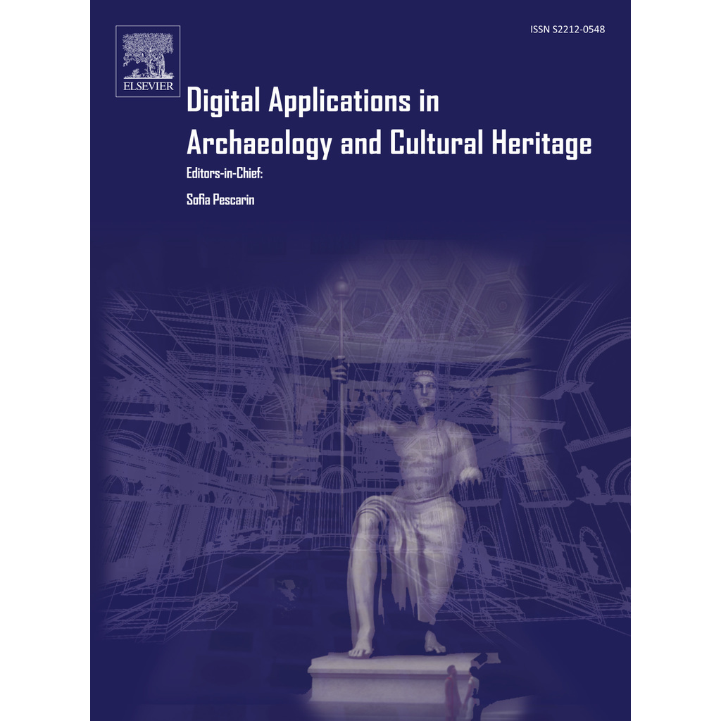 avatar for Elsevier Digital Applications in Archaeology & Cultural Heritage