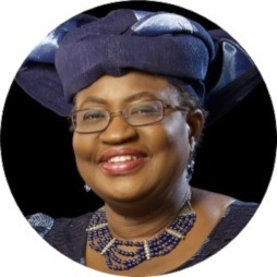 avatar for Ngozi Okonjo-Iweala