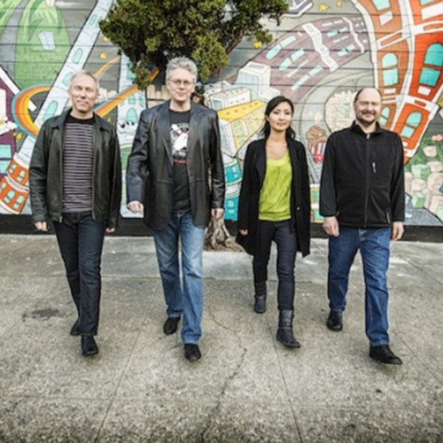 avatar for Kronos Quartet