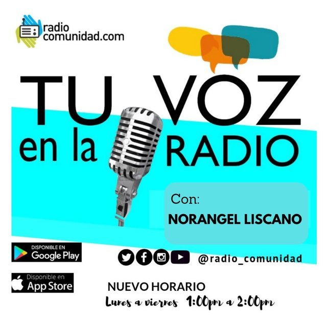 avatar for Tu voz en la radio