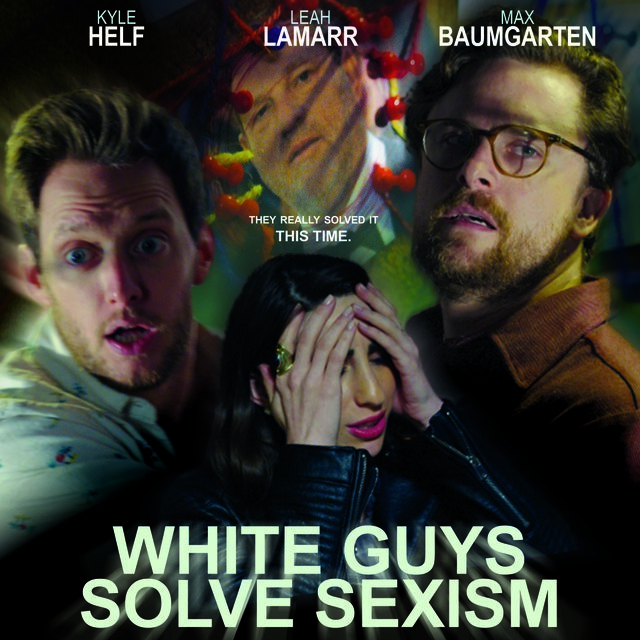avatar for White Guys Solve Sexism