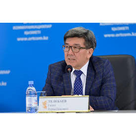 avatar for Gaziz Telebayev
