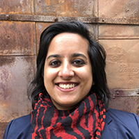 Puja Singh [Moderator]