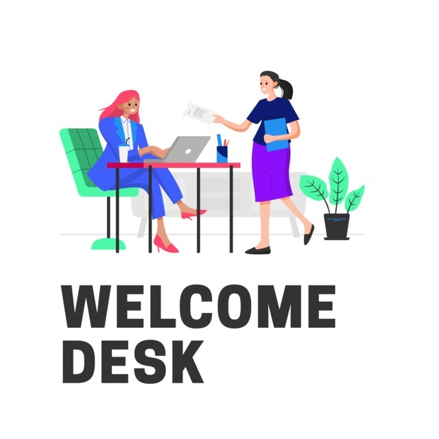 avatar for Welcome Desk
