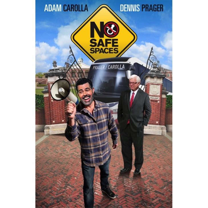 avatar for No Safe Spaces (70 min) Justin Folk, dir. (not in competition)