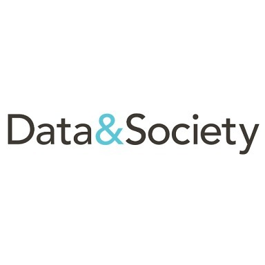 avatar for Data &amp Society Research Institution