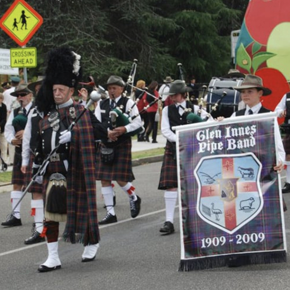 avatar for Glen Innes Pipe Band