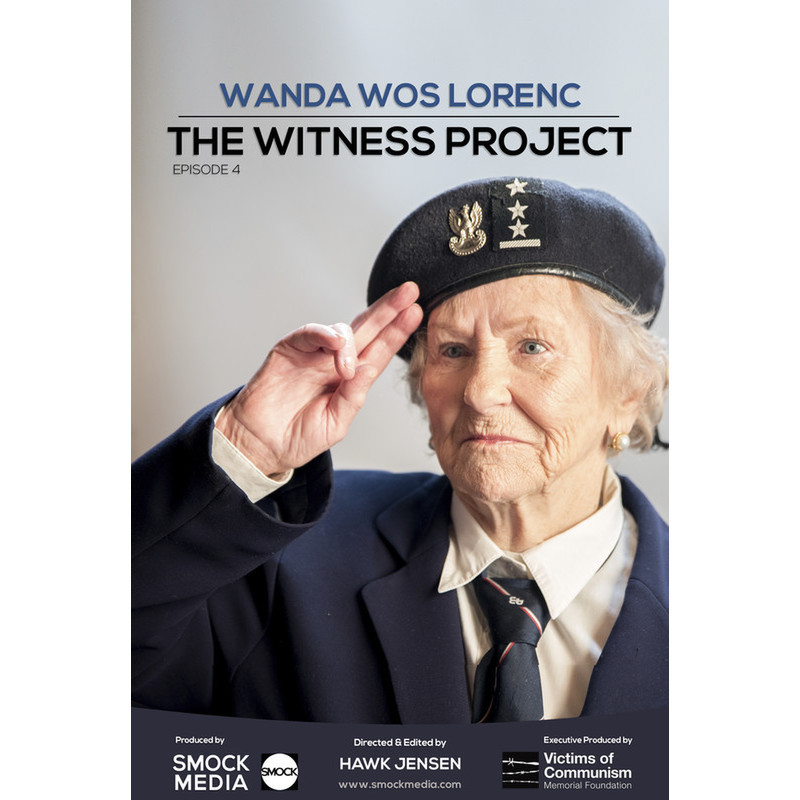 avatar for Wanda Wos Lorenc: The Witness Project (12 min) Hawk Jensen, dir.