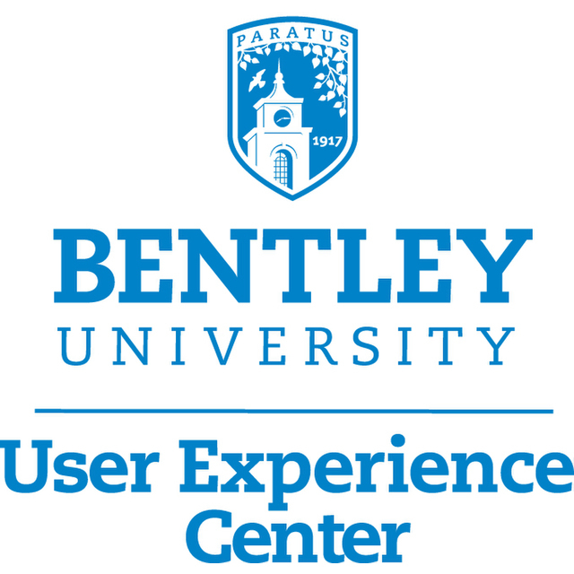 avatar for Bentley University User Experience Center