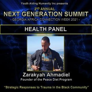 ZARAKYAH AHMADIEL