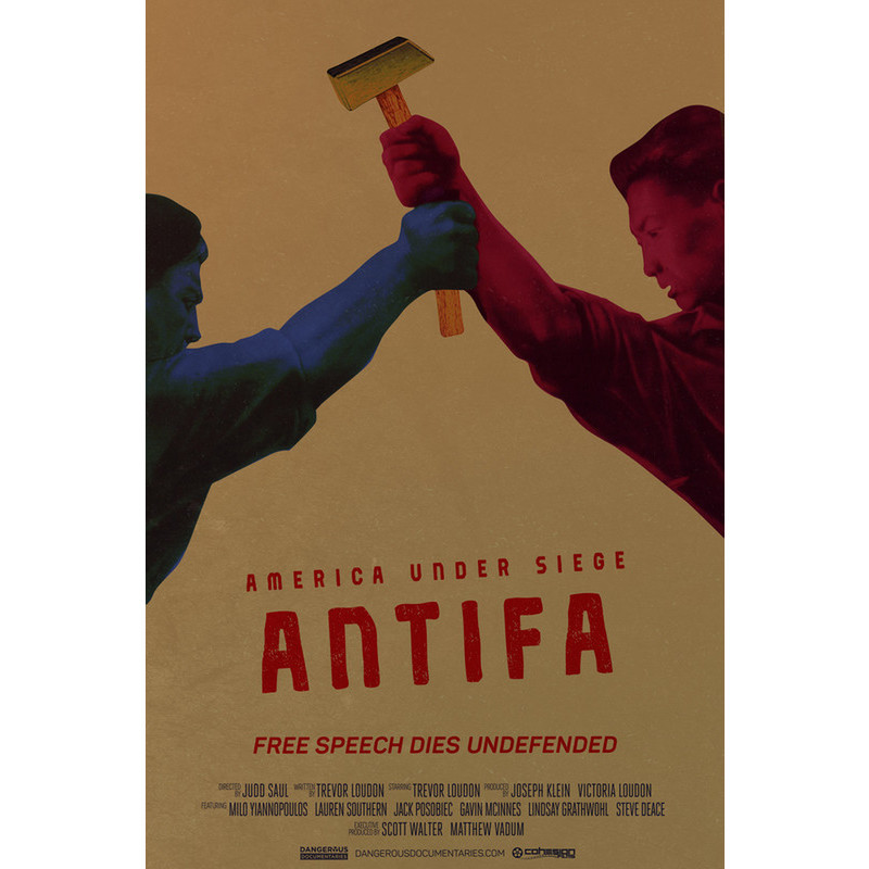 avatar for America Under Siege: Antifa (38 min) Judd Saul, dir.