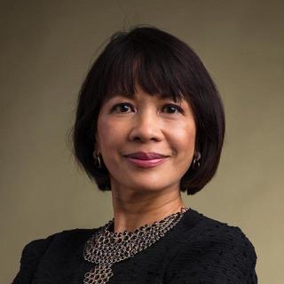 President Astrid Tuminez