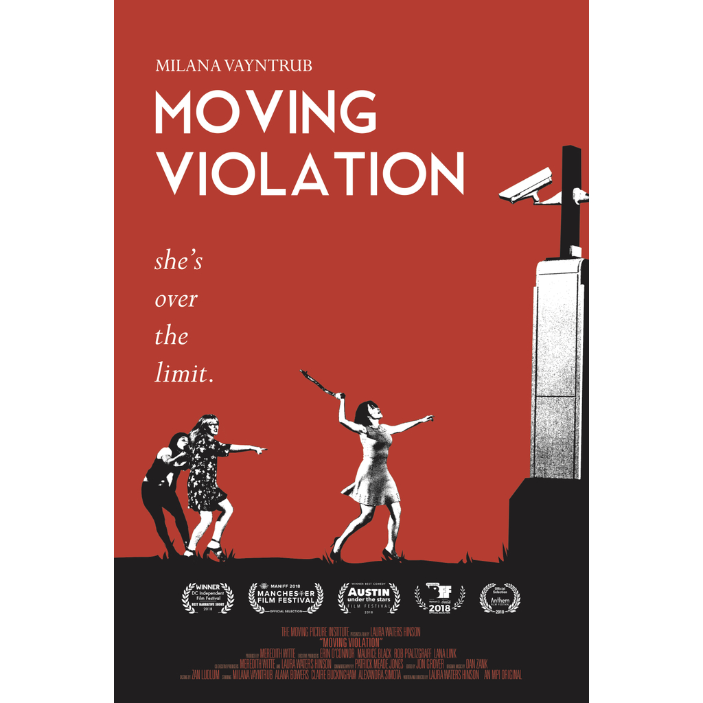 avatar for Moving Violation (13 min) Laura Hinson, dir.