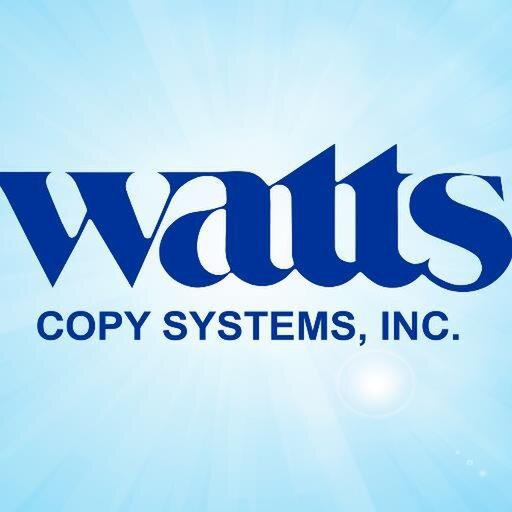 avatar for Watts Copy System Inc
