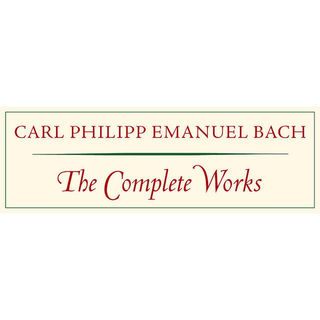 avatar for Carl Philipp Emanuel Bach - The Complete Works / The Packard Humanities Institute
