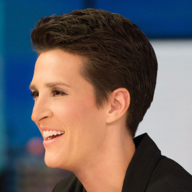 avatar for Rachel Maddow