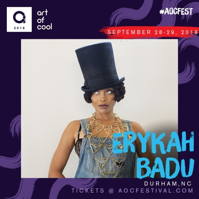 avatar for Erykah Badu