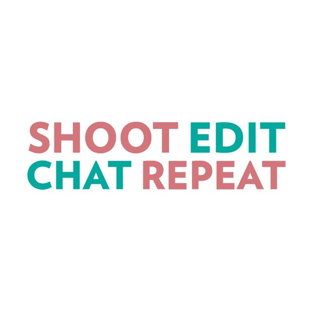 avatar for Shoot Edit Chat Repeat