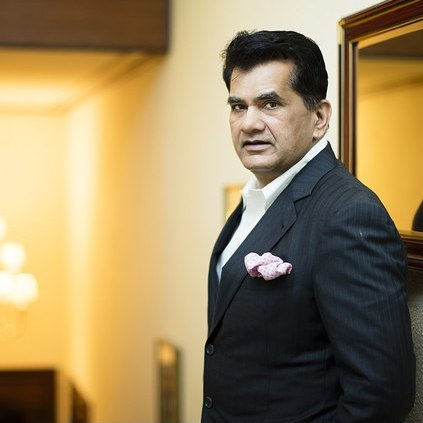 avatar for Amitabh Kant