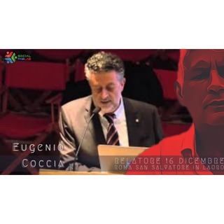 Eugenio Coccia, (Rettore del Gran Sasso Science Institute Centro di StudiAvanzati dell'INFN) e Professore Ordinario di Fisica all'Università di Roma
