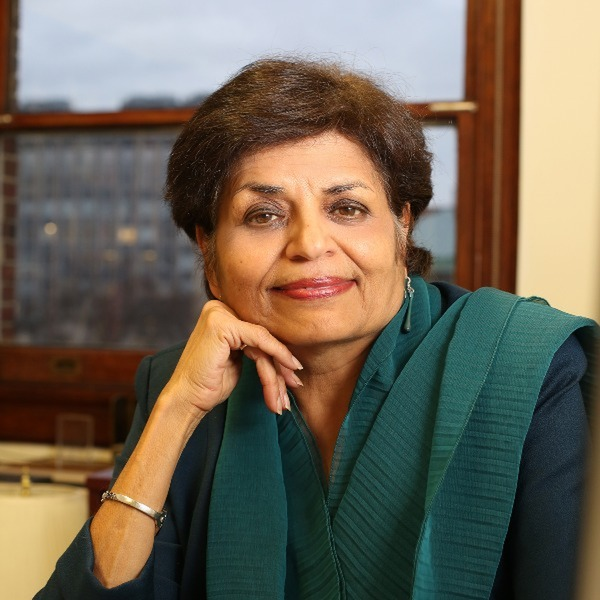 avatar for Vishakha N. Desai