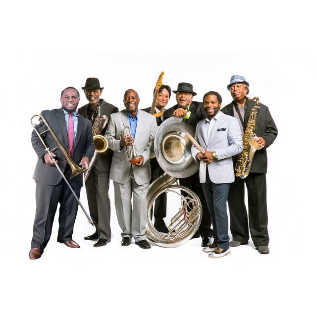 avatar for Dirty Dozen Brass Band
