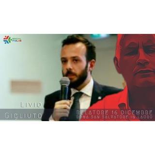 Livio Gigliuto, Vicepresidente Istituto Piepoli