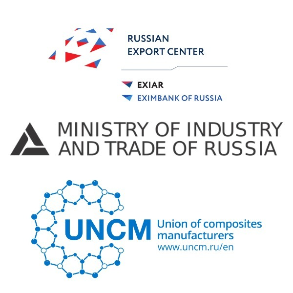 avatar for Russian Export Center - Ministry of Industry and Trade of Russia - Union of Composites Manufacturers