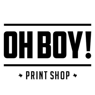 avatar for Oh Boy! Print Shop