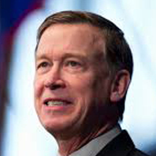 avatar for John Hickenlooper